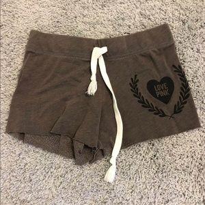 VS PINK Sweat Shorts